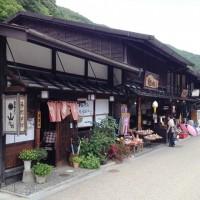 奈良井宿20140629-7