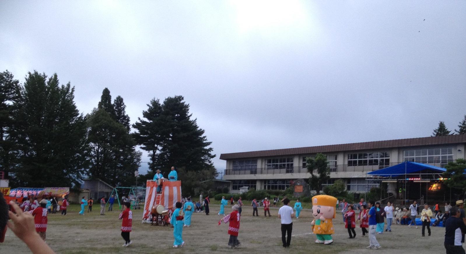 一茶夏祭り20140830-1