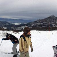 妙高高原杉ノ原スキー場へ20170108