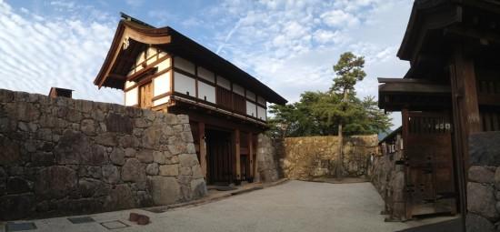 松代城(海津城)へ20140915-1