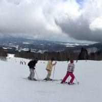 今シーズン最後のスキーへ20170226