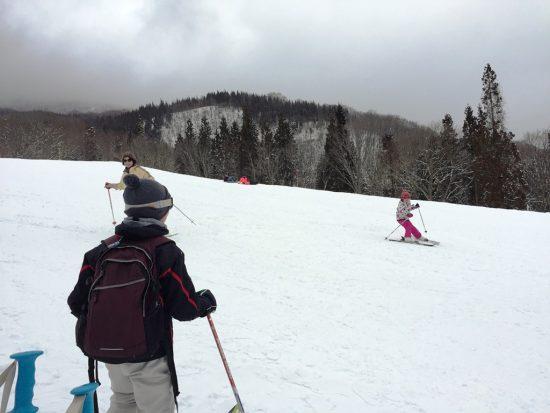 今シーズン最後のスキーへ20170226-3