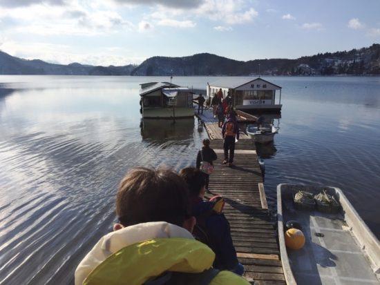 「子供わかさぎ釣り教室」20170317-2