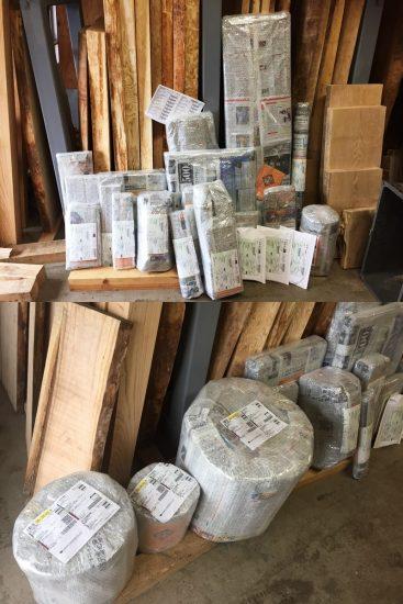 本日の出荷梱包数は23個!20170321