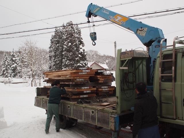 ブラックウォルナット・欅大型一枚板大量入荷!20140123