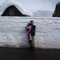 久しぶりに散歩が出来ました~今シーズンは観測史上最高の積雪量~