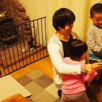 今年も静岡から友人が来訪