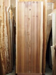 杉一枚板KSG-162良杢厚盤(74×770×2000)