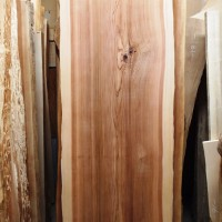 秋田県西村様の杉一枚板座卓3台、製作開始!