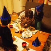 ささやかな誕生会2013
