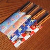 天然木箸4膳、出荷準備完了20140424
