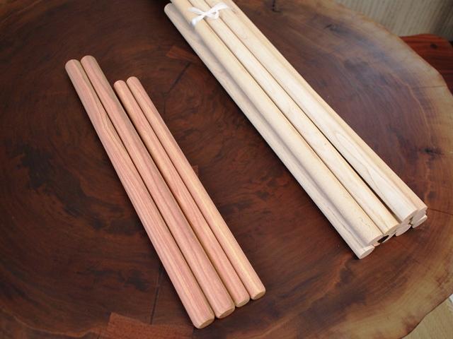 太鼓のバチを製作しました20150519-1