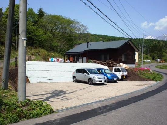 駐車場増設工事完了!3