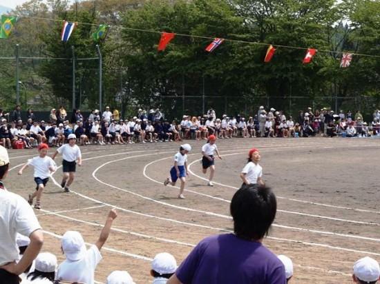 小中学校運動会2