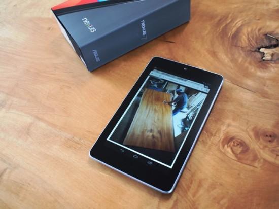 nexus7を導入!20121026