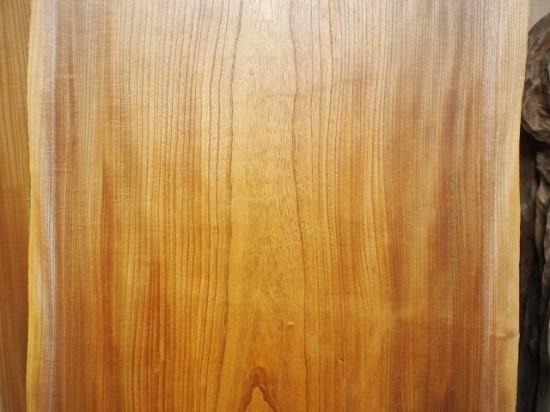 欅一枚板テーブルオーダー製作開始20130724-2