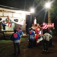 地区のお祭り20120922