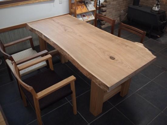 テーブル・座卓兼用脚(ホワイトアッシュ)6