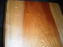 欅一枚板の2WAYテーブル(テーブル・座卓)6