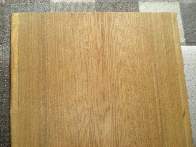 タモ一枚板の座卓4