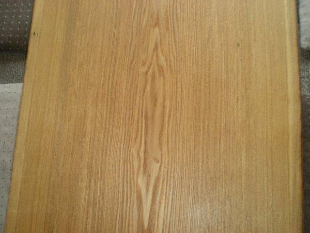 タモ一枚板の座卓5
