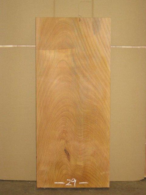 欅の旋盤台c