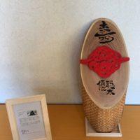 お客様のDIY作品「結婚式のウェルカムボード(エンジュ一枚板輪切り)」~東京都・深澤様~20190415