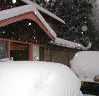 予想外の大雪