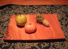 お客様の作品 欅の木皿