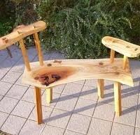 お客様の作品 「変な椅子」