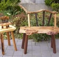 お客様の作品 椅子3点