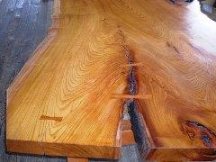 欅ダイニングテーブル(4.5m超特大)
